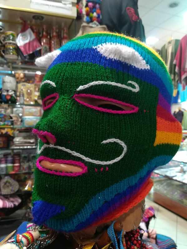 Masque anti covid?