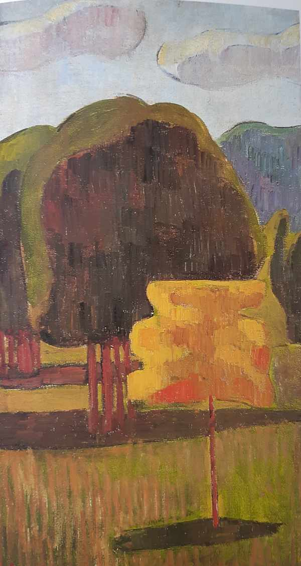 L'Arbre jaune
