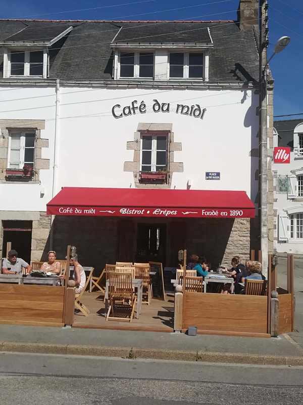 Café du Midi, Quiberon