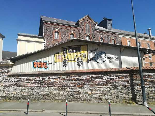 Moulins Logeais Rennes