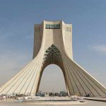 Téhéran2_Azadi_Tower,_Tehran_opt